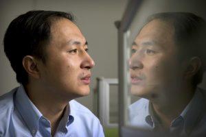 Kinija nurodė sustabdyti kūdikių genų redagavimo eksperimentus