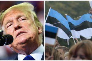 Buvęs JAV ambasadorius Taline sako atsistatydinęs dėl nepritarimo D. Trumpui
