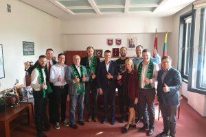 """""""Kaunas Hockey"""" patvirtino komandos sudėtį ir biudžetą"""