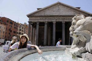 """Romos valdžia sudarys """"juodąjį sąrašą"""" turistų, kurie negalės lankytis mieste"""