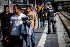 Vokietija ir Ispanija susitarė dėl migrantų grąžinimo