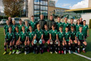 NFA papildė talentingiausi šalies 2005 metų gimimo jaunieji futbolininkai