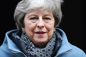 """Th. May: """"Brexito"""" atidėjimas nieko neišspręs"""