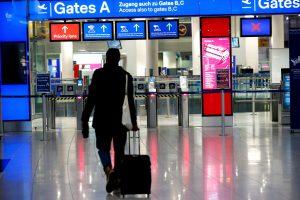 Dėl streiko Vokietijos oro uostuose atšaukta 600 skrydžių