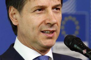 Italija įspėja, kad Šengeno erdvei kyla grėsmė