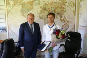 Patriotiškam verslininkui – Kauno rajono savivaldybės apdovanojimas