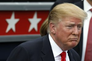 D. Trumpas dar kartą paragino NATO nares didinti karines išlaidas