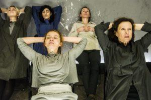 """Lietuviškosiose teatro """"Sirenose"""" – rekordinis užsienio ekspertų skaičius (programa)"""