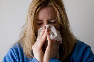 Peršalimas vasarą – kaip gydyti?