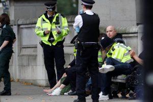 Nelaimė Londone – buvo eismo įvykis, ne terorizmas