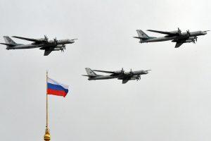 Rusai virš Baltijos skraido kaip ateiviai