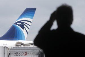 """Viduržemio jūroje sudužo """"EgyptAir"""" lėktuvas, kuriuo skrido 66 žmonės"""