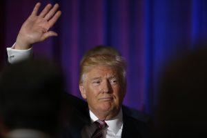 K. Girnius: D. Trumpo nusišnekėjimų krūvis yra toks didelis, kad bus sunku apsiginti