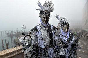 Venecijos karnavalą temdo ne tik ūkanos