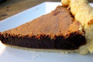 Šokoladinis cukinijų pyragas