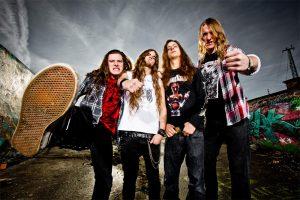 """Festivalyje """"Devilstone"""" – nuo rokenrolo iki ekstremalaus metalo"""