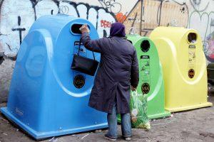 Kokios klaidos dažniausiai daromos rūšiuojant atliekas?