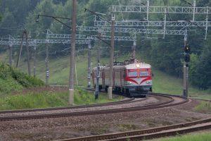 Keleivinis traukinys iš Kauno į Balstogę – nuo birželio vidurio