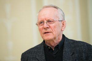 Fotomenininkas A. Kunčius bus apdovanotas Kultūros ministerijos garbės ženklu