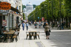 Atgyjančiam Kaunui bankas skolina beveik 10 mln. eurų