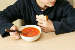 Naujas požiūris į vaikų mitybą