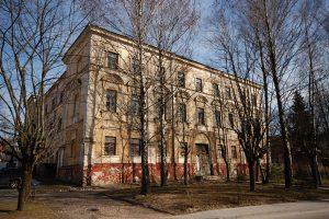Sapiegų rūmus siūloma paskelbti kultūros paminklais