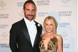K. Minogue ir naujasis jos mylimasis patvirtino apie savo sužadėtuves