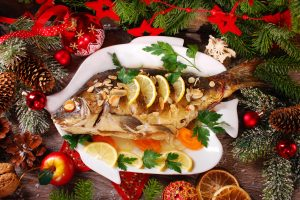 Šventiniam stalui – silkės ir žuvys