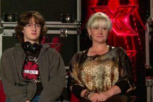"""""""X Faktoriaus"""" dalyvio mama: jis atėjo dainuoti, o ne kalbėti"""