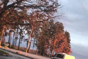 Speciali operacija prie Kauno marių: ieškotas vyras – rastas