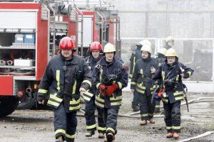 Po gaisrų medžio apdirbimo įmonėse – ugniagesių perspėjimai
