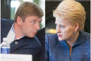 Prezidentė vetavo pataisas dėl gydymo įstaigų tinklo, R. Karbauskis žada atkirtį