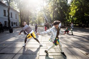 Atsivėręs Kaunas vilios savo spalvomis visą savaitgalį