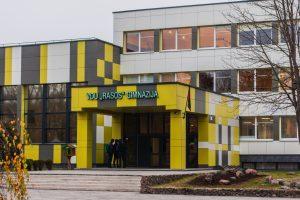 Į viešumą iškilo dar vienos muštynės prestižinėje Kauno gimnazijoje