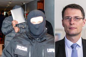 Ministras apie teisėjų korupcijos skandalą: teismuose dirba ir sąžiningi žmonės