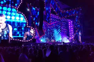 Vingio parką drebina R. Williamso koncertas