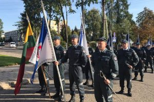 Panevėžyje – iškilminga policijos ir visuomenės šventė