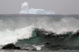 Australijos Antarkties bazę sukrėtė stiprus žemės drebėjimas