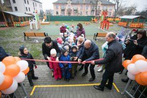 Greičiausiai augančiame miesto rajone – naujo darželio atidarymas