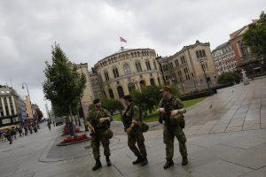 Norvegija planuoja šalyje dislokuoti JAV karius