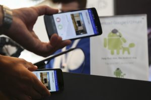 """""""Google Play"""" aptiktas naujas """"Android"""" kenkėjas"""