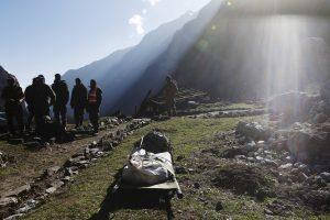 Nepalą supurtė vidutinio stiprumo žemės drebėjimas, vienas žmogus žuvo