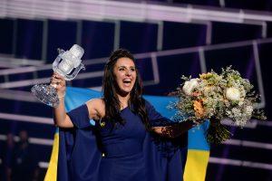 """Jamala: šios """"Eurovizijos"""" laukiu ne mažiau nei pernykštės"""