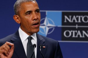 B. Obama: Amerikos ir Europos saugumas – nedalomas