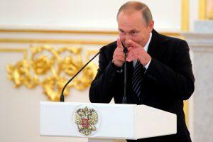 Kremlius planuoja antrą KGB?