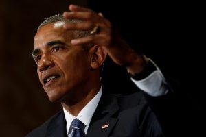 B. Obama: pokalbis su V. Putinu dėl Sirijos buvo produktyvus