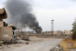 Irake susprogdinus sunkvežimį žuvo per 70 maldininkų