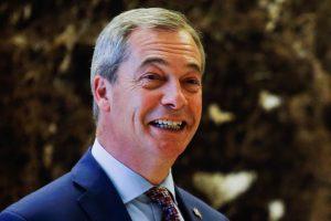 """D. Trumpas: """"Brexit"""" lyderis tiktų būti Britanijos ambasadoriumi JAV"""