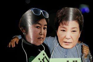 Pietų Korėjoje prasideda prezidentės draugės teismas