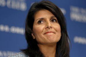 JT ambasadore D. Trumpas paskyrė Indijos imigrantų dukrą
